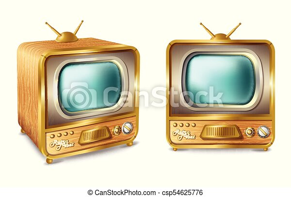 Vector cartoon retro vintage tv set with antenna. old style ... on home tv transmitter, home fireplace, home tv wiring diagram, home floor construction,
