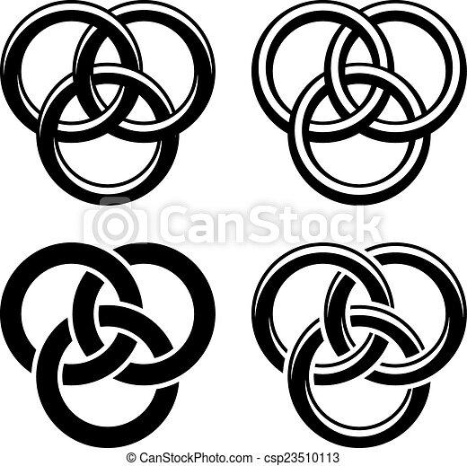 vector celtic knot black white symbols vector clip art search rh canstockphoto com free celtic trinity knot clipart celtic knot clipart free download