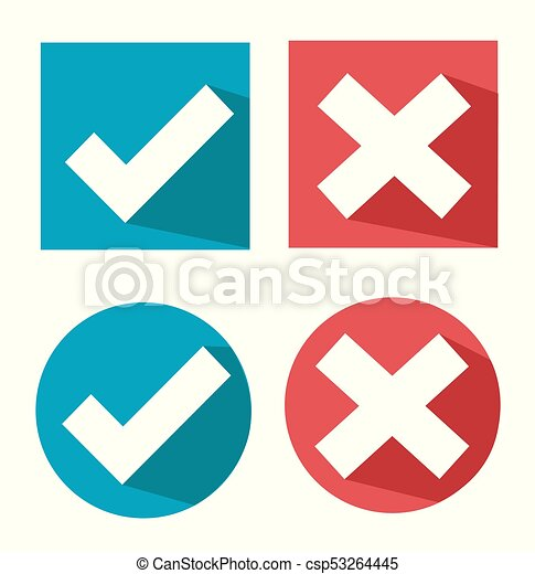 Vector Check Mark Icons