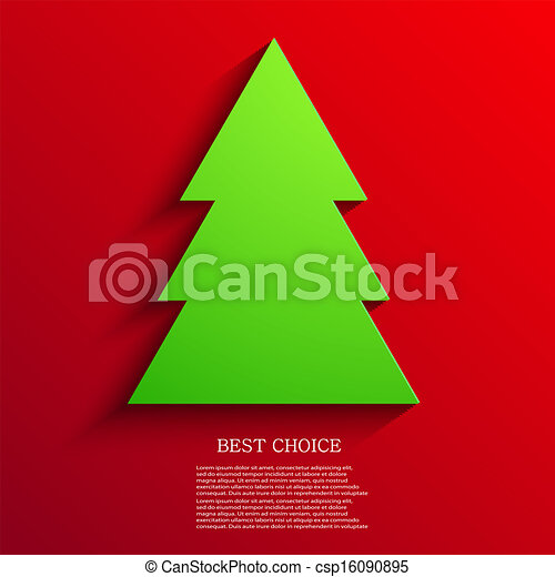 Vector christmas background. Eps 10 - csp16090895