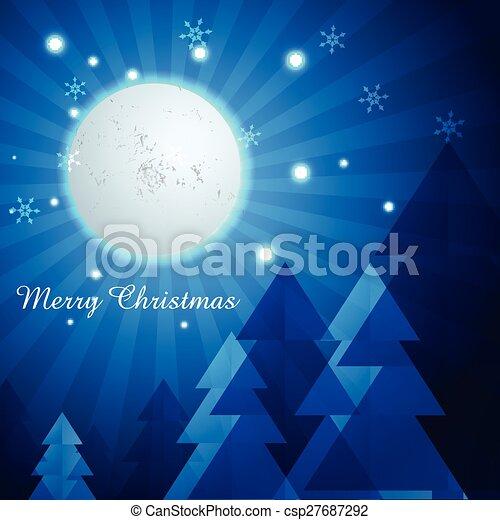 vector christmas design - csp27687292