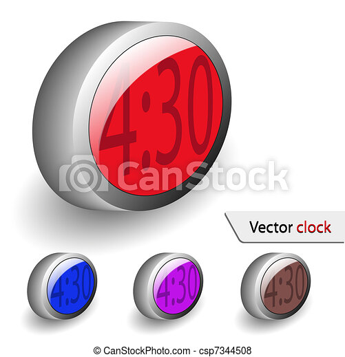 vector clock for your design - csp7344508