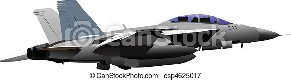 Vector combat aircraft - csp4625017