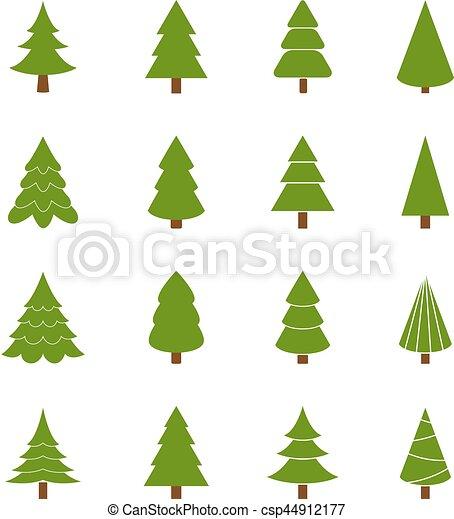 Dibujos De Arboles De Navidad. Gallery Of Arbol De Navidad Para ...
