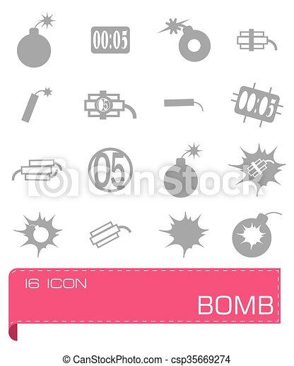 Icono Vector - csp35669274