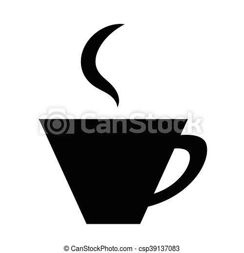 Vector Cup Icon Coffee Cup Icon Tea Cup Icon Cup Symbol Vector