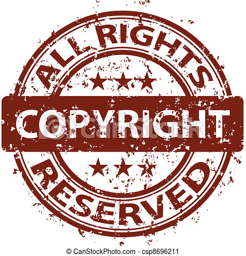 vector damaged copyright stamp vector clip art search illustration rh canstockphoto com copyright clipart images copyright clipart microsoft office