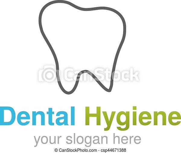 Vector dentist logo design template tooth line symbol for dental vector dentist logo design template tooth line symbol for dental clinic or mark for dental hygiene maxwellsz