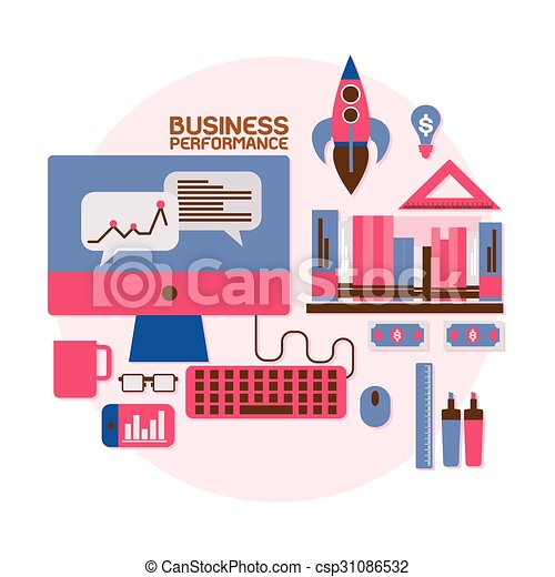 Vector desks profit target computer cell phone money vectors vector desks profit target computer cell phone money dollar idea coffee mugs pens rulers magic conversations online world map gumiabroncs Choice Image