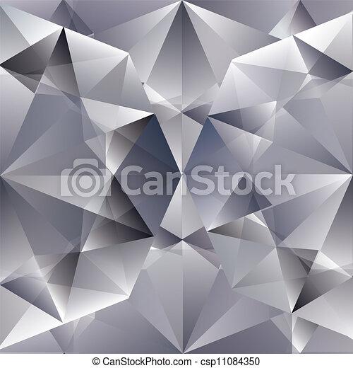 Vector diamond  - csp11084350