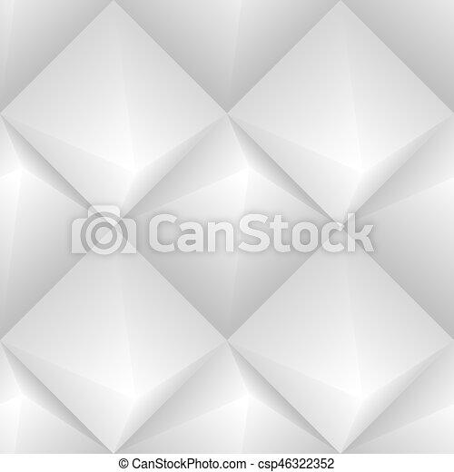 Vector - Diamond Shape Seamless Pattern