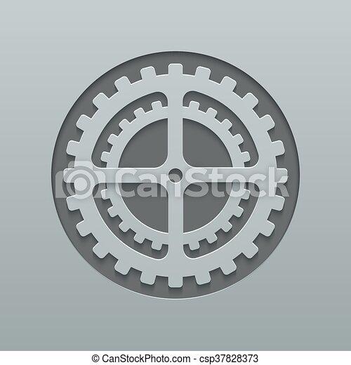 Vector moderno diseño de fondo - csp37828373
