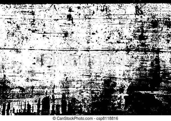 Vector Distressed Grunge Overlay. - csp8118816