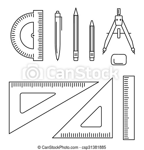 how to use drafting tools