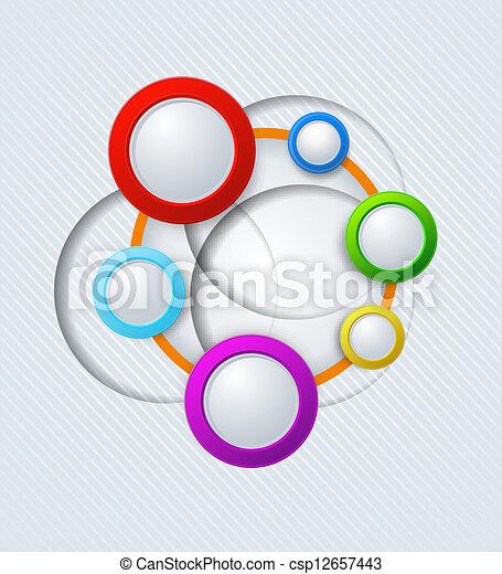 vector elements for web design - csp12657443