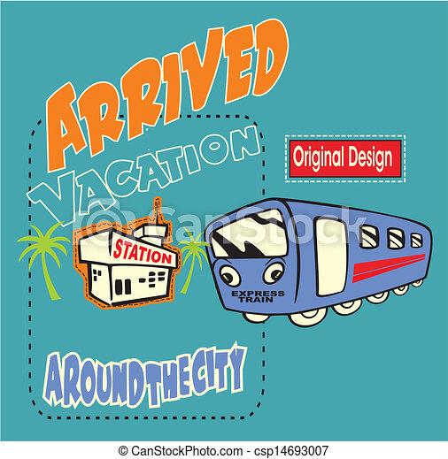 Estación de autobuses Vector - csp14693007
