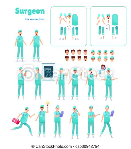 Medical Clipart Animation