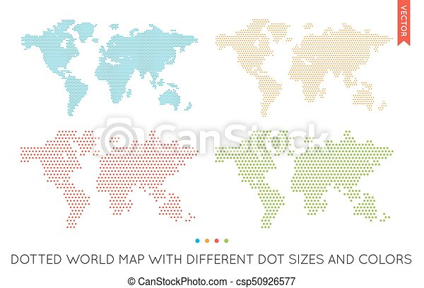 Vector flat world map infographic map of the world vectors vector flat world map infographic map of the world gumiabroncs Images