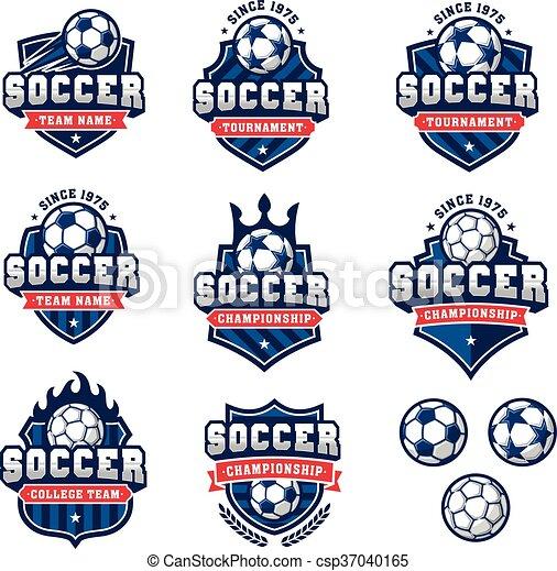 vector-football-or-soccer-logos-set-clip