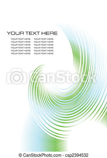 Vector fractal background - csp2394532