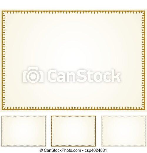 Vector Frame Set - csp4024831
