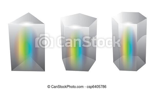 Vector glass prism - csp6405786 bfc4f8e0d593d