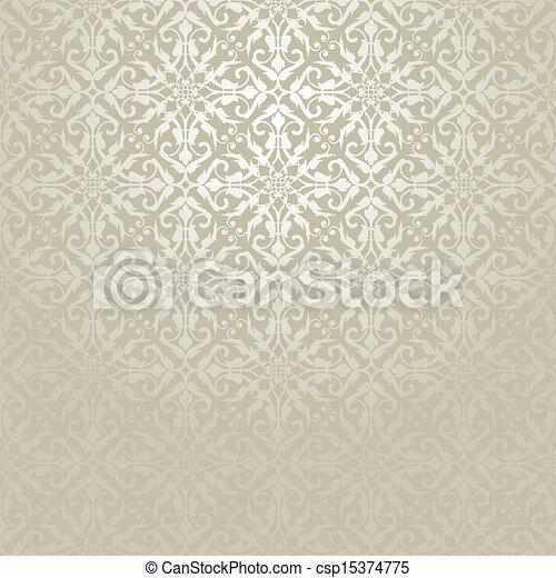 Vector gray wallpaper - csp15374775
