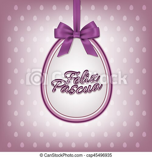Vector happy easter greeting card template with spanish feliz pascua vector happy easter greeting card template with spanish feliz pascua text m4hsunfo