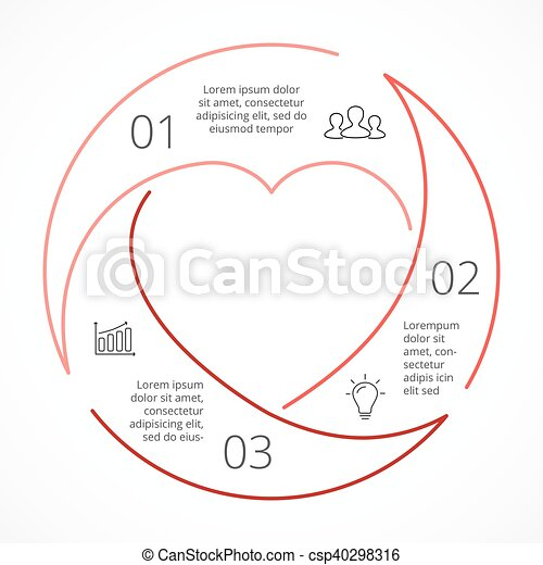 Circle Heart Diagram Search For Wiring Diagrams