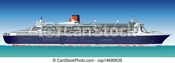 Vector Hi Detailed Cruise Ship Hi Detailed Cruise Ship Available