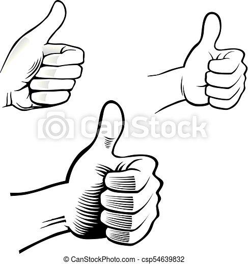 Vector Human Hand Symbol Best Choice Vector Hand Symbol Best Choice