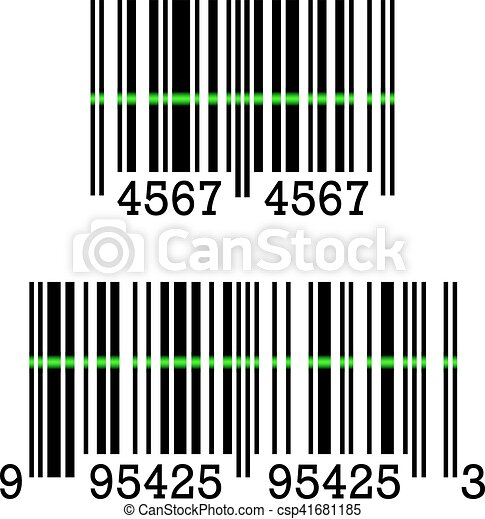 vector icon of barcode sign vector icon of a barcode sign vector