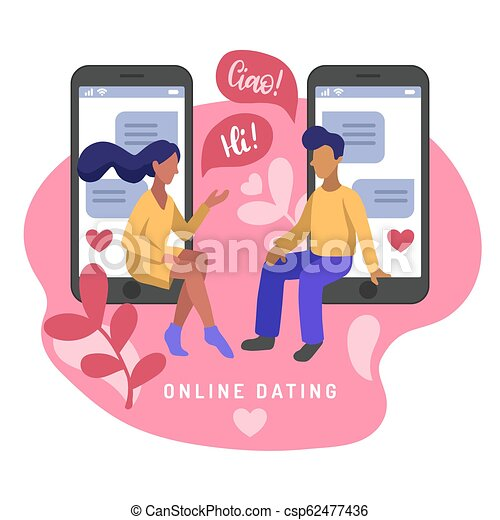 online dating and chatting