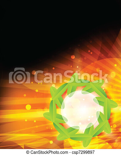 Vector illustration for your design - csp7299897