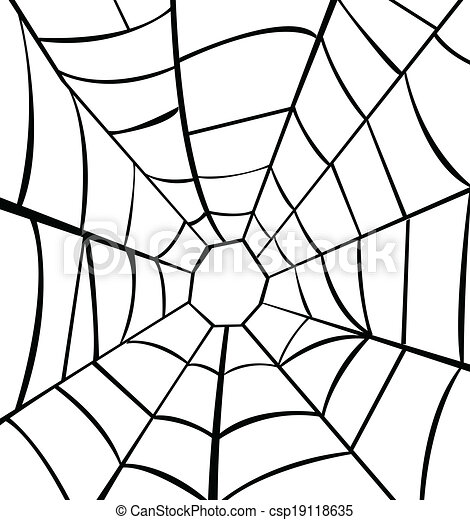 vector illustration of cobweb vectors search clip art rh canstockphoto co uk cobweb clipart cobweb clipart