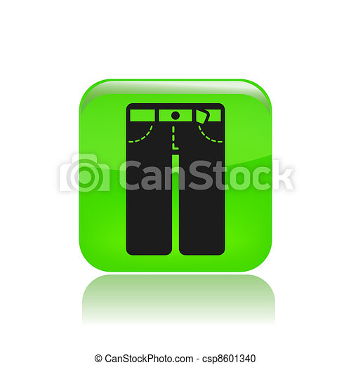 Vector illustration of single isolated icon - csp8601340