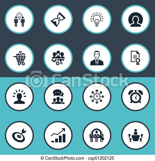 Vector illustration set of simple plan icons elements gear vector illustration set of simple plan icons elements gear cart employee agreement and other platinumwayz
