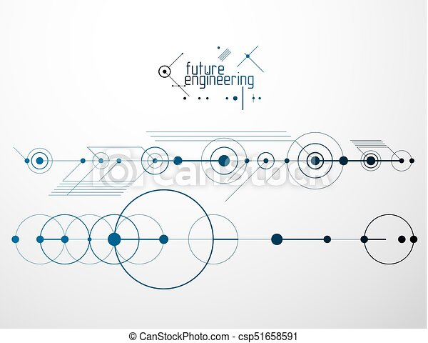 Vector industrial and engineering background future eps vectors vector industrial and engineering background future technical plan abstract blueprint of malvernweather Image collections