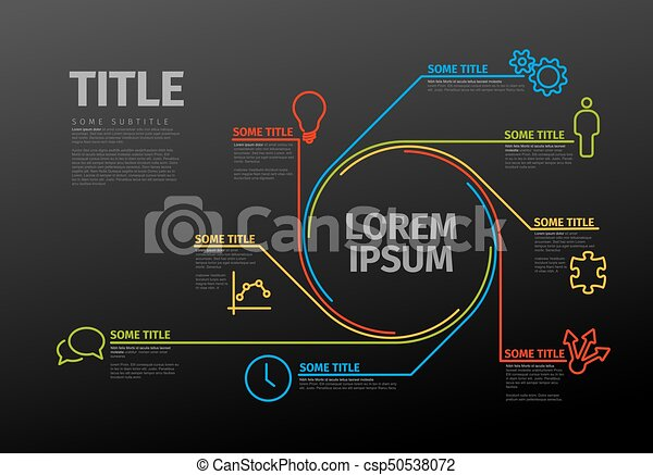 Vector infographic schema template vector infographic diagram vector infographic schema template ccuart Image collections