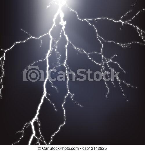 Vector Lightning - csp13142925