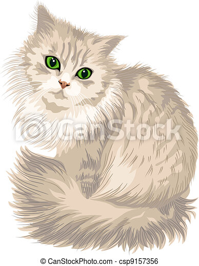 Fluffy Clipart Vector And Illustration 27419 Clip Art EPS Images Available To Search From Thousands Of Royalty Free Stock