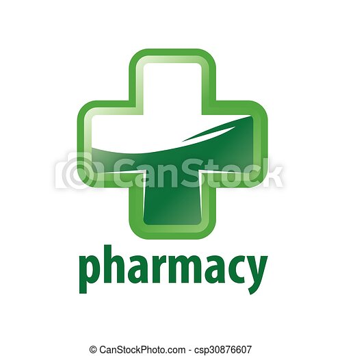 vector logo Green Cross Pharmacy - csp30876607