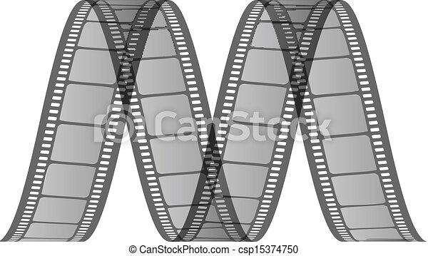 Vector M (movie) from film - csp15374750
