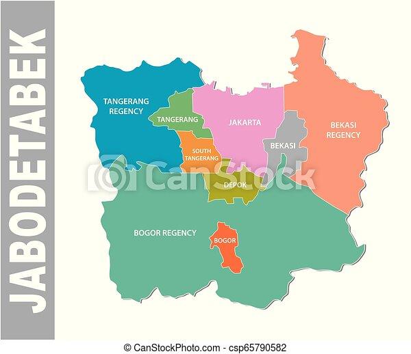 Vector map of the Indonesian megacity (urban area) Jabodetabek on acholi map, uygur map, pan european map, quebecois map, biblical greek map, maluku island indonesia map, chichewa map, gaulish map, valencian map, sri lankan map, sumatra map, world map, jakarta indonesia map, serb map, india map, haiti map, bangladesh map, java map, zande map, inuit cultures map,