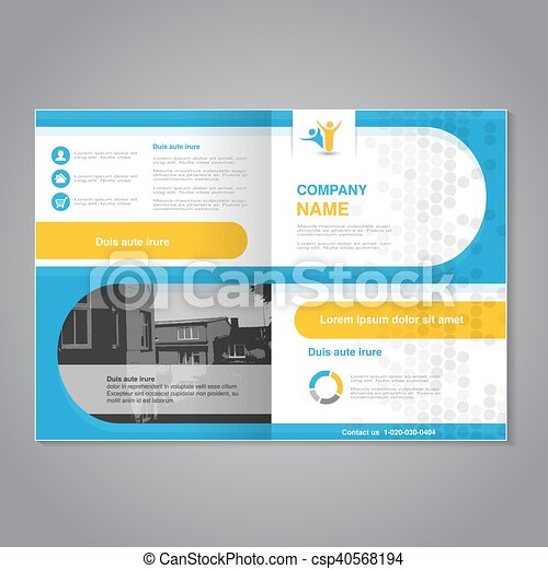 vector modern brochure abstract flyer simple dotted design with background of monochrome