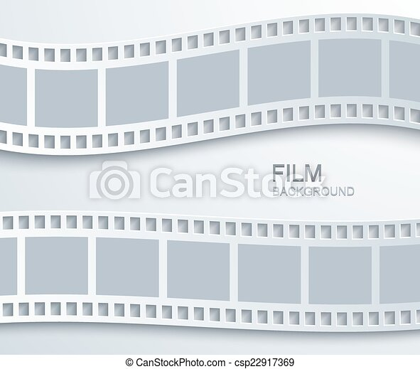 Vector modern film background creative illustration eps10 clip vector modern film background voltagebd Image collections