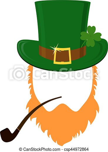 vector modern flat design icon on saint patrick s day clip art rh canstockphoto com modern clip art designs modern clipart free download
