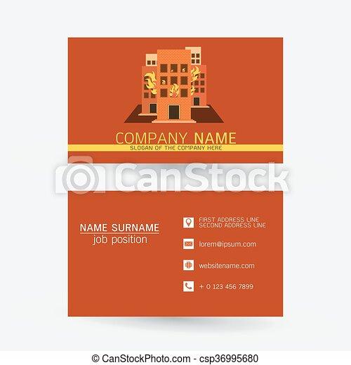 Vector modern simple light business card template with flat user vector modern simple light business card template with flat user interface on gray background colourmoves