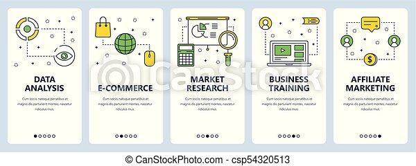 Ecommerce Marketing Banners Step And Repeat Banners