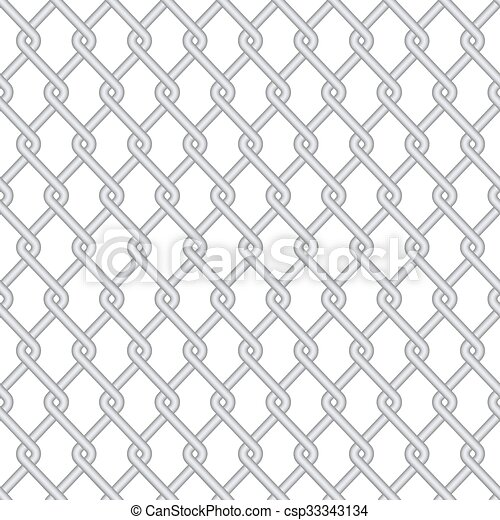 Vector modern wire fence background. Vector modern gray wire ...